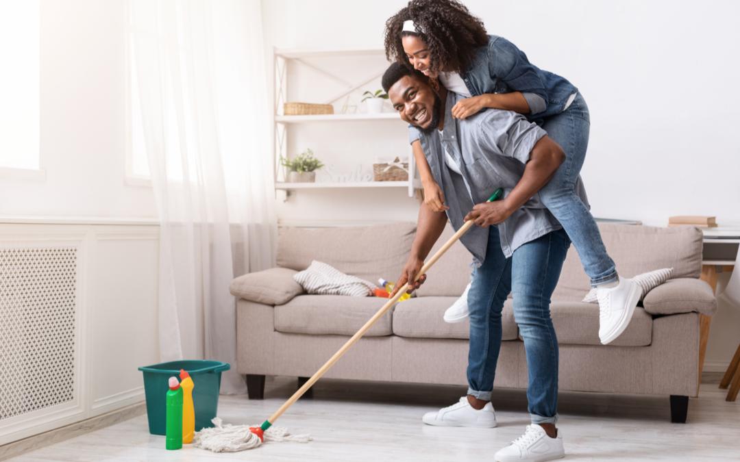 10 astuces de nettoyage faciles et rapides pour toute la maison